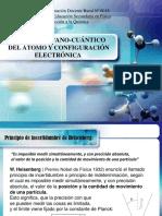 Modelo Mecano Cuantico Del Atomo y Configuracion Electronica