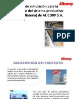 181331782 Optimizacion Del Sistema Productivo de Galletas Alicorp s a Pptx