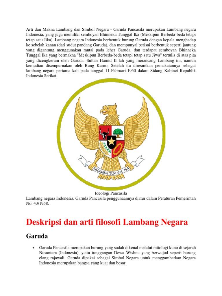 02 Arti Dan Makna Lambang Dan Simbol Negara