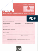 326909327 ADI R Manual y Entrevista PDF