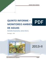 5to Informe Medio Ambiente