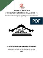 Proposal Kegiatan 72 (Autosaved)