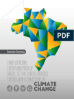 Third National Communication of Brazil to UNFCCC
