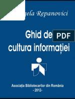 Ghid Cultura Informatiei Angela Repanovici
