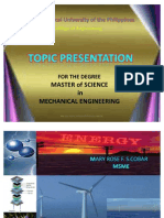 Topic Presentation Rm 513