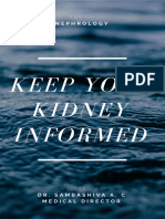 How to protect your kidney Know more about preventive nephrology
