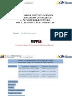 Análisis de Desvirtuaciones de Descargos de Usuarios Por Parte Del Equipo de Fiscalización Área Comercial