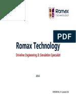 Romax document