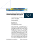 Gene Expression in Coffee Fermentation Using RT-qPCR