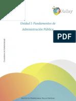 Administracion Publica 1