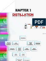 Chapter 1 Distillation