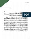 Besozzi 6 Sonata