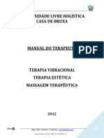Manual Terapeuta Unicb