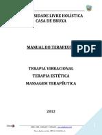 Manual Terapeuta Unicb