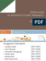 Studi Kasus Manajemen Farmasi