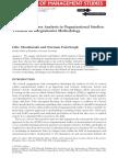 Chouliaraki Et Al-2010-Journal of Management Studies