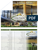System Fencing 2017 Catalogue