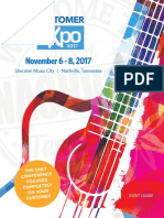 2017 Customer Expo Event Guide