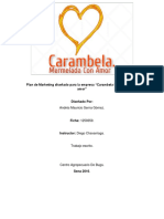 Plan de Marketing Carambela.