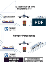 Presentacion Curso Logistica de Exportacion
