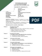 Programación Geotecnia I - 2017-02 -GRUPO 2