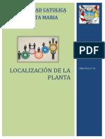 Practica 1-Diseño y Distribucion de Planta