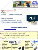 COURS 1 -Data Acquisition System-For Students