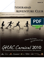 Great Hyderabad Adventure Club GHAC Newsletter Aug 10