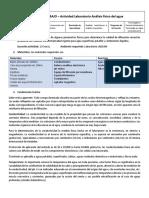 Guía de Trabajo - Laboratorio Análisis Químico Del Agua2