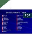 Basic Economics Word Bank 1