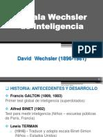 2017 WECHSLER - Fundamentación Teórica (by CA)