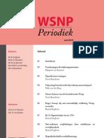WSNP periodiek jaargang 1 nummer 1