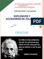 Explosivos y Accesorios de Voladura(Clases Univ)[1]