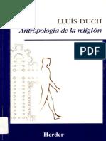 Duch, Lluís (1997) - Antropología de la religión [Libro].pdf