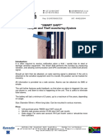 Info Sheet - Remote Vibration Monitoring System
