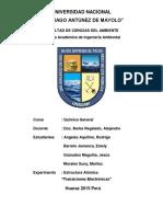 Informe N°02 - Química General