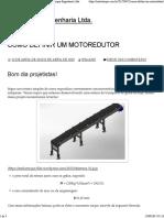Como Definir Um Motoredutor – Mekatorque Engenharia Ltda.