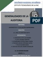Generalidades de La Auditoria Administrativa