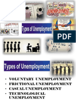 Unemployment Types and Measurement