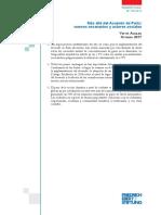 Más Allá Del Acuerdo de París Nuevos Escenarios y Actores Sociales - Aguilar 2017