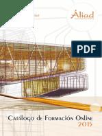 Catalogo Cursos Aliad 2015