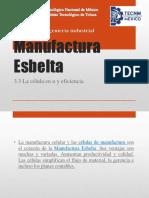 3.3 manufactura esbelta