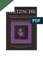 Müller-Lauter, W. Nietzsche
