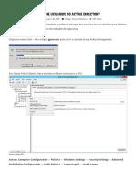 Monitorando o Logоn de Usuários Do Active Directory - Purainfo