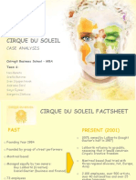 Cirquedusoleil Caseanalysis