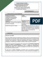 Guía de Aprendizaje Unidad Nº1 Sistema Integrado de Gestion