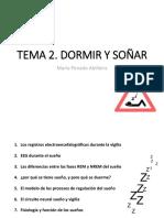 T2 Dormir y Soñar Parte II m. Penado 2017