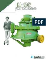 Hydrocone Sales Brochure (H-36)