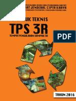 Buku Petunjuk Teknis TPS 3R