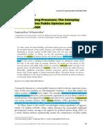 Parsing Framing Processes